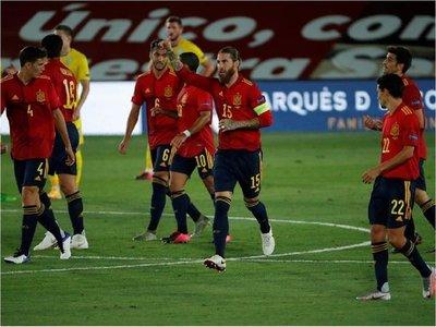 El presente de dos generaciones eleva a España