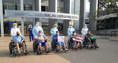 Muertos por COVID-19 ascienden a 167 en Alto Paraná
