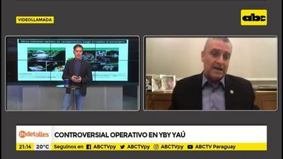 El EPP quiere cambiar la ley por vía violenta, dice Villamayor