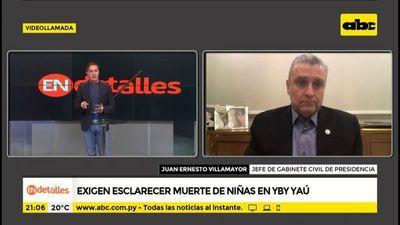 Al Gobierno le sobra argumentos en debate sobre abatidas, según Villamayor