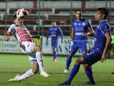 Sol salva un empate sobre el final ante San Lorenzo