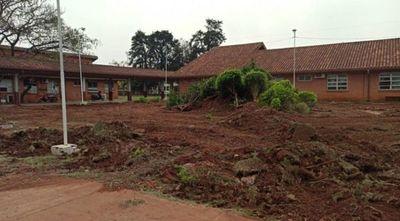 Arrancan primeros trabajos para construcción de pabellón de contingencia en PJC