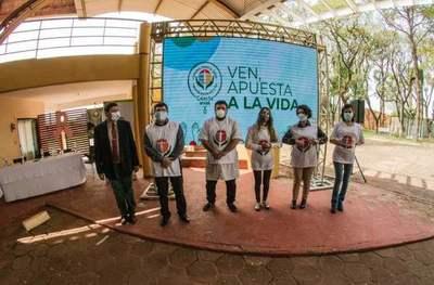 """El Grupo Sarabia apoya a la Fundación """"Apostar por la vida"""" en la colecta anual"""