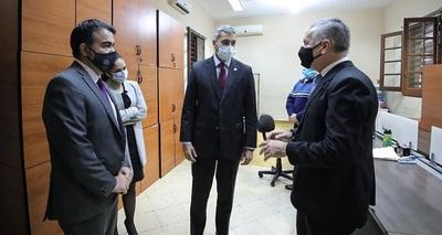 Abdo Benítez visitará sede de la ANDE y habilitará obra de Restauración en la Estación del Ferrocarril