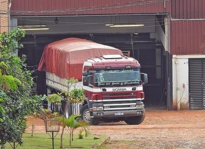 Montan ESQUEMA para abastecer con mercaderías de CONTRABANDO a Asunción y Central