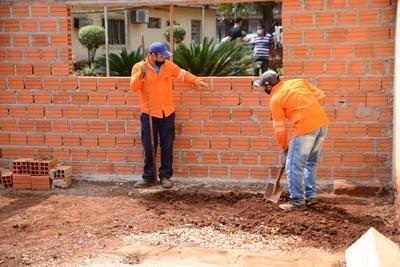 Se realizan varias reformas al viejo edificio municipal