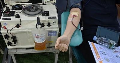 La Nación / Miembros de una secta surcoreana donan su plasma para investigación sobre COVID-19