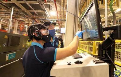 Industria emplea a más de 350 personas en primera fase •