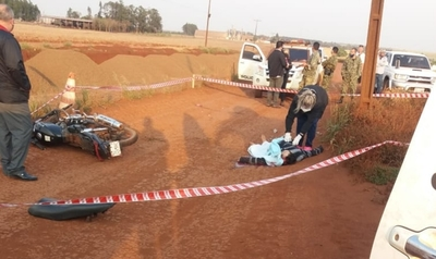 Joven muere tras embestir la motocicleta que manejaba contra columna de hormigón – Diario TNPRESS