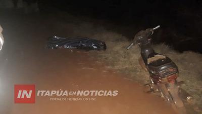 CONFIRMAN HOMICIDIO EN CAMINO VECINAL DE SAN BUENAVENTURA