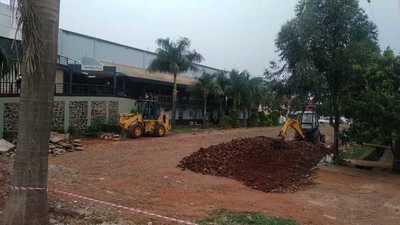 Inician construcción del segundo Pabellón de Contingencia en el Hospital Regional