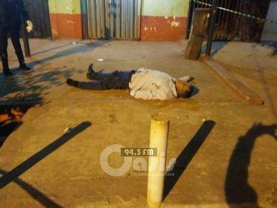 Asesinan a tiros a un hombre con varios antecedentes criminales en Pedro Juan