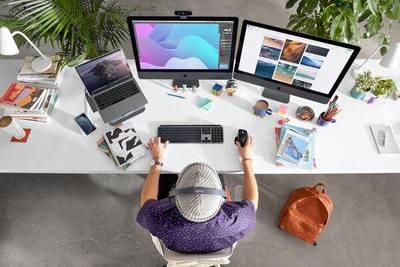 Transformá tus espacios de trabajo para tener tecnología y comodidad, de la mano de Logitech