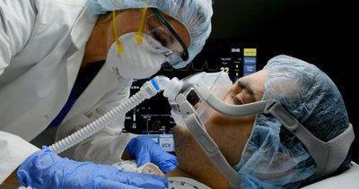 Faltan respiradores para los enfermos de coronavirus en el sector público · Radio Monumental 1080 AM