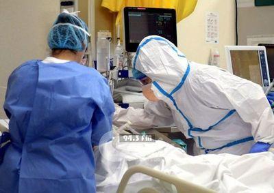 Sistema público sin respiradores disponibles para pacientes críticos por Covid-19