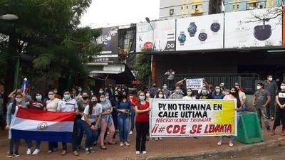 Advierten sobre posible rebrote de COVID-19 tras movilización en Ciudad del Este – Prensa 5