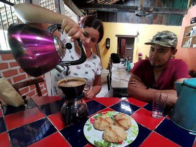 El clima y el buen trato hacen que el café de Marcala sea de los mejores de Honduras
