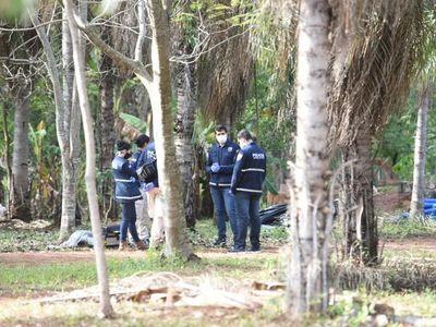 Investigación continúa sin rastros de niña desaparecida en Emboscada