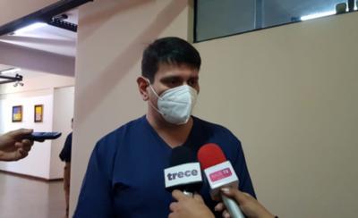 HOY / Victoria al COVID-19: dan de alta al neumólogo Carlos Pallarolas
