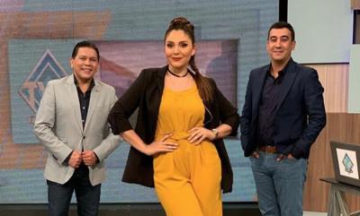 """HOY / Conductores de Tv Al Aire, indignados con activista: """"La cola de zapatero con pan trincha hace esto"""""""