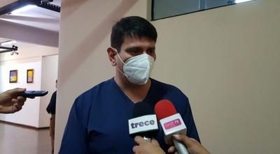 Dr. Carlos Pallarolas logró vencer al Covid-19 y fue dado de alta