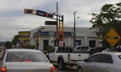 """Proponen implementar """"fotomultas"""" en Coronel Oviedo – Prensa 5"""