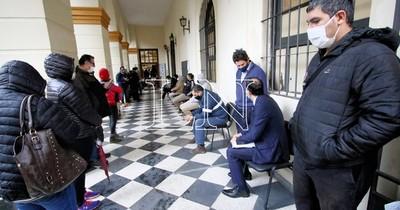 La Nación / IRP registró caída del 14,3% hasta el mes de agosto