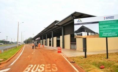 Ultiman detalles para habilitación de nueva Estación Interurbana