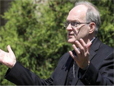 Francisco acepta la dimisión de un obispo acusado de abusos sexuales