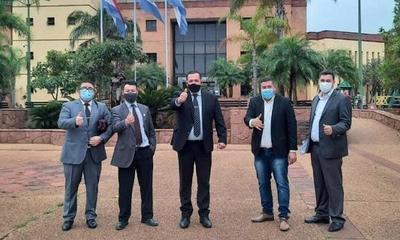 Juan Sosa Bareiro intensifica su candidatura al Consejo de la Magistratura en Coronel Oviedo – Prensa 5