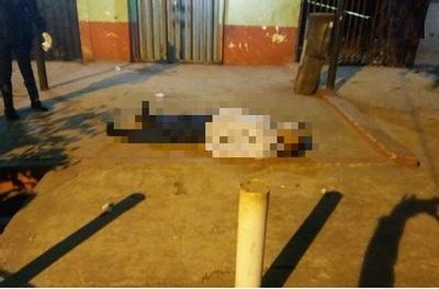 Matan de seis balazos a un hombre con antecedentes por tentativa de homicidio