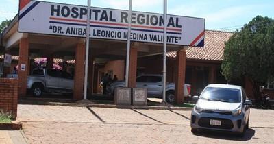 La Nación / Pabellón de contingencia en Pedro Juan contará con 32 camas y estará listo en 45 días