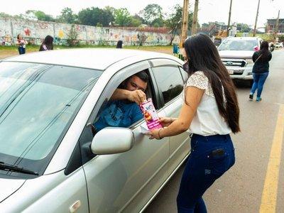Todos Somos Bianca unió a comunidades de Itapúa