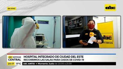 Pacientes en CDE ya llegan en estado crítico a hospitales