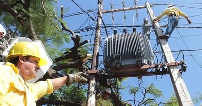 La Nación / Ande inicia operativo mantenimiento de distribución y alumbrado público