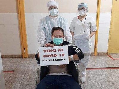 Guairá: 4 pacientes ganaron la batalla al Covid-19