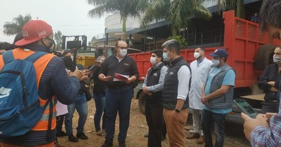 La Nación / Inician obras para nuevo pabellón de hospital