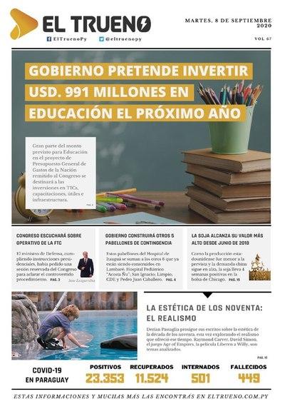 E-paper 08 de Septiembre 2020