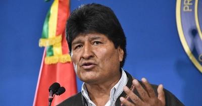 La Nación / Evo Morales inhabilitado para ser candidato al Senado de Bolivia