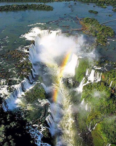 Se va reactivando el turismo en Foz de Yguazú