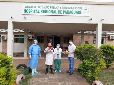 Hospital regional de Paraguarí contará con 8 camas de internación · Radio Monumental 1080 AM