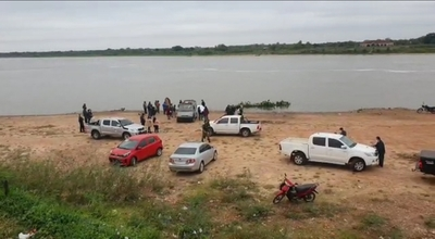 Hallan cuerpo de policía ahogado en Concepción