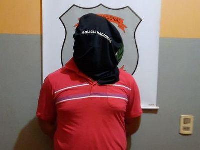 Hombre es detenido tras agredir a su pareja en Santa Rita