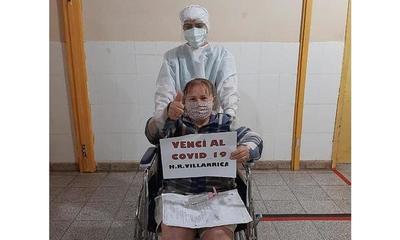 Covid-19; En Guairá 4 personas fueron dados de alta – Prensa 5
