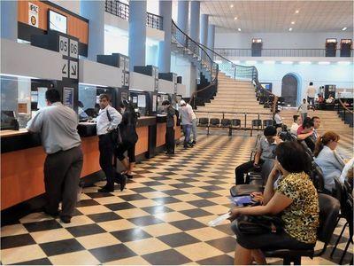 Pagos por multas entre funcionarios de la SET retomarían en 2022