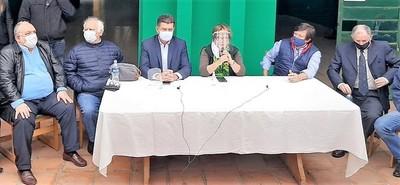 Líderes de la oposición piden la cabeza de la fiscala general en claro intento por blindar a Efraín