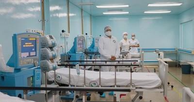 La Nación / Salud Pública solicita ofertas de camas de terapia intensiva a sanatorios privados