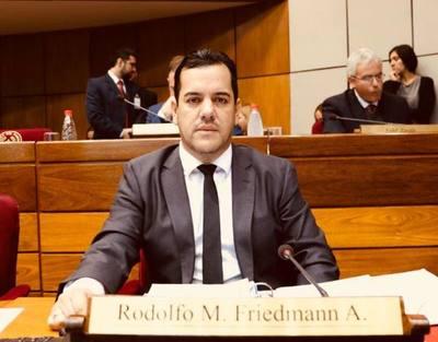 ¿El Presidente salvó a Friedmann nuevamente? No analizarán pedido de desafuero de Friedmann por sesión reservada