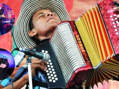 """Famosos aseguran que el vallenato """"no es música de pobres y violentos"""""""