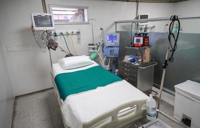 Ante aumento de casos de Covid-19, ocupación de camas UTI llega al 90%
